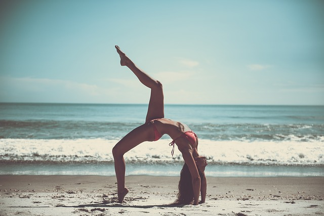 An All-Around Yoga Exercise: 12-Step Salute to the Sun